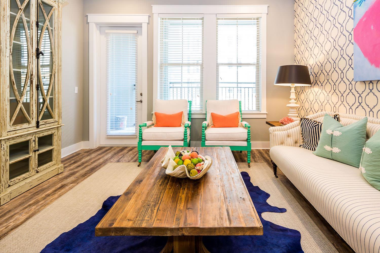 Luxury Hardwood Style Flooring