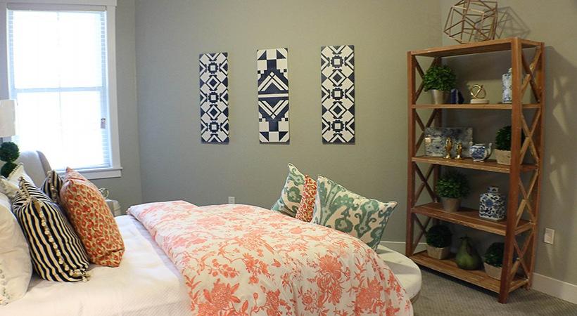 Novus Westshore bedroom