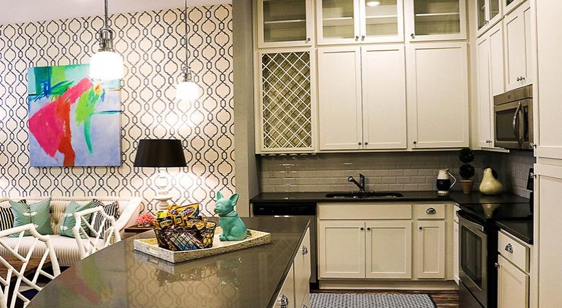 Novus Westshore kitchen